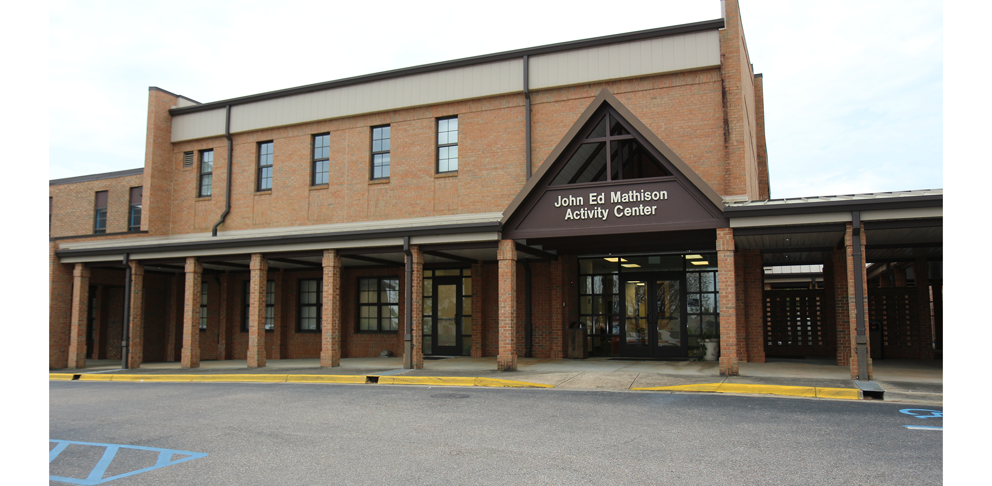 Stallings and Sons general contractors completed the John Ed Mathieson Activity Center at Frazer United Methodist Church