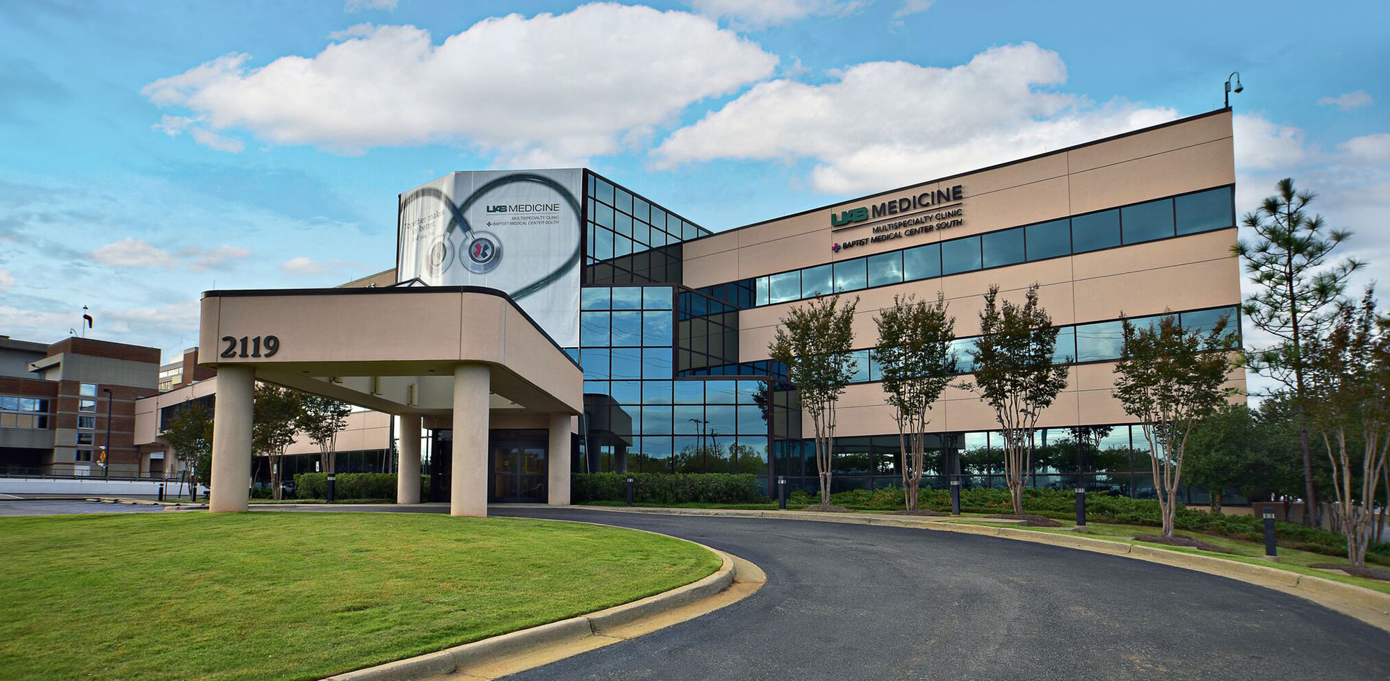 UAB Medicine   Multispeciality Clinic   Stallings & Sons, INC